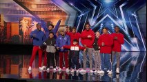 Dancers: The Future Kingz- Chicago Dancers Stun The Judges - America's Got Talent 2018