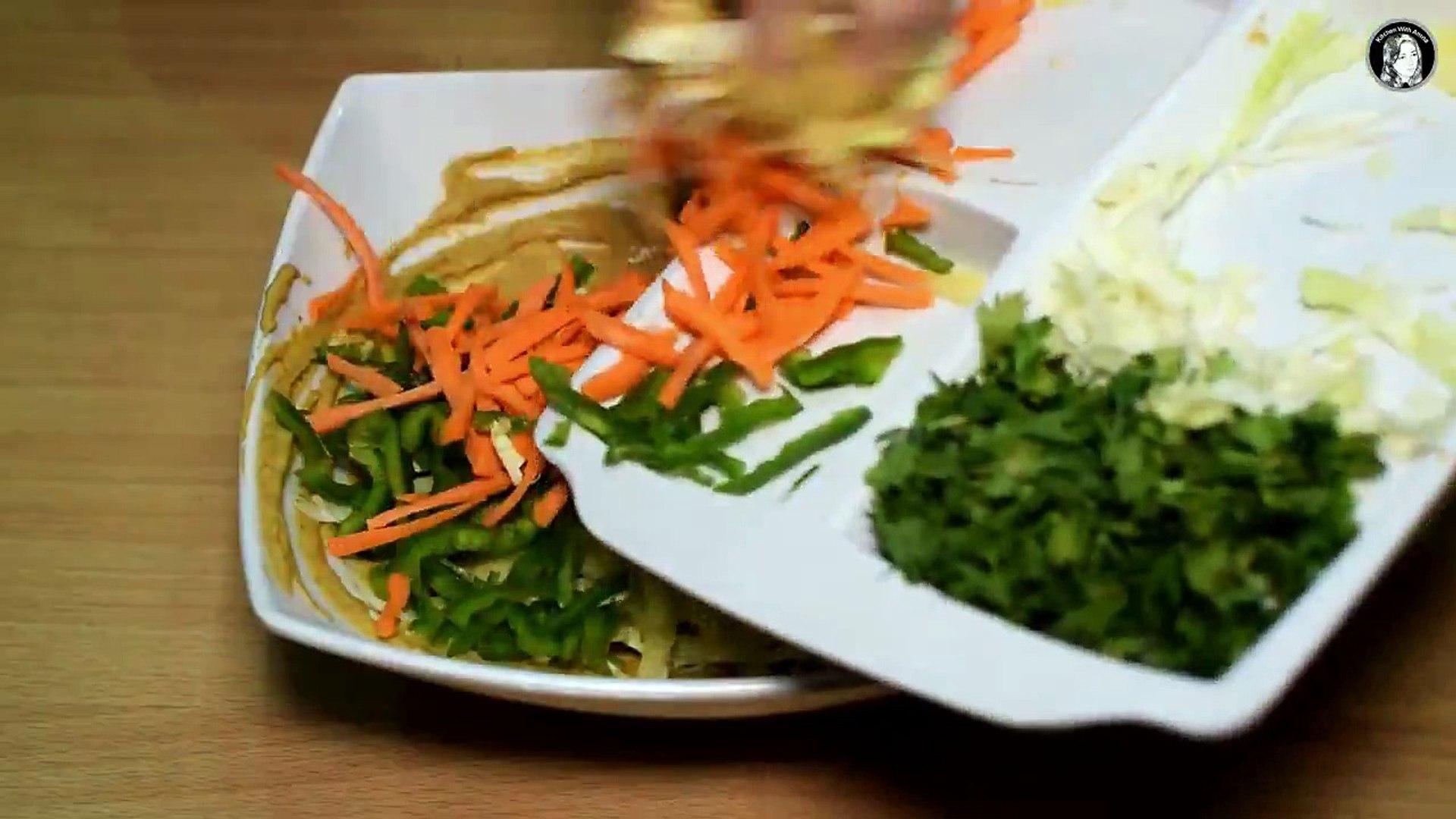 Chinese Pakora Recipe - Special Ramadan Recipes