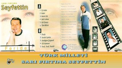 Sarı Fırtına Seyfettin  - Türk Milleti  (Official Audio)