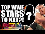 WWE BAN NXT References On Main Roster?! TOP WWE STARS TO NXT?! | WrestleTalk News June 2018