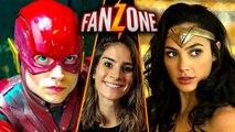 THE FLASH et WONDER WOMAN 2 : Où en sont les projets DC ? - FanZone