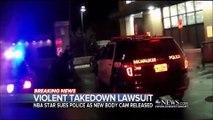 NBA Player Sterling Brown Files Federal Civil Rights Lawsuit Over Stun-Gun Arrest