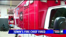 Fire Chief Fired After Incident Involving Teen Girls, Oxygen Masks and Alcohol