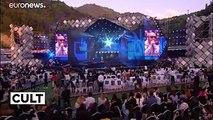 Όλα τα «αστέρια της Ασίας» σε μουσικό φεστιβάλ στο Αλμάτι