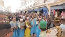 El Festival de Música Gnawa inunda las calles de la marroquí Essaouira