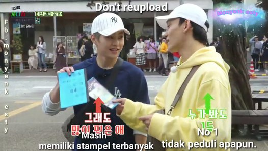 INDO SUB ] travel the world on EXO'S LADDER cbx edition Ep ...