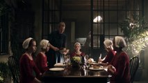 The Handmaids Tale  Senera invites the handmaids to see June  Season 2 Episode 6
