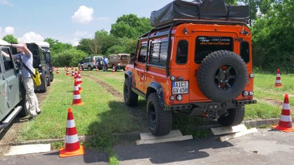 Guinness World Record: Longest Land Rover Parade of the World