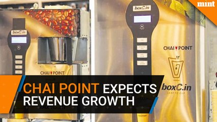 Chai Point expects aggressive growth in its 'boxC' vending machines business