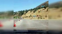 - PKK'nın Kandil'de Boş Bırakılan Kontrol Noktası Görüntülendi