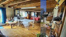 MORBIHAN – Camors – Belle maison avec 4 chambre, grand atelier et 1950m²