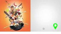 Jordan Rizzi Officiel savoure déjà au Destreland du Goût ! Atelier Cupcakes, atelier manioc, atelier cuisine, dégustation de sorbet Coco et Sinowball !Les 5