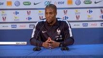 """Coupe du monde 2018 / Djibril Sidibé :""""Un peu de frustration"""""""