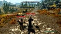 Skyrim: ALPHA WEREWOLF (HEART OF THE BEAST MOD)