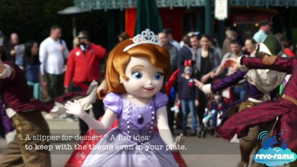 Festival of Pirates and Princesses and the Auberge de Cendrillon at Disneyland Paris