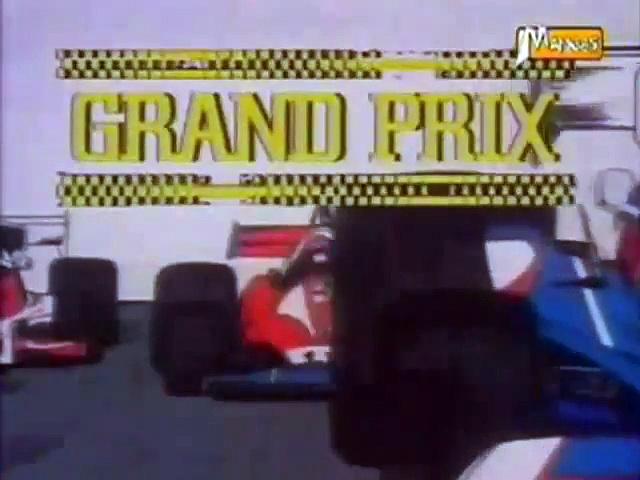 Grand Prix – Generique