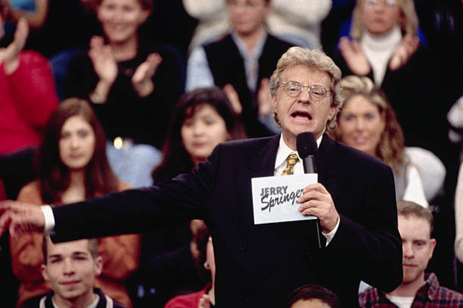'The Jerry Springer Show' Canceled After 27 Seasons