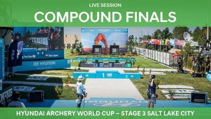 Live Session: Compound Finals | Salt Lake City 2018 Hyundai Archery World Cup S3