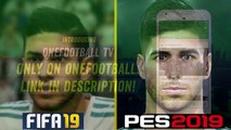 Comparison Fifa vs Pes - video dailymotion
