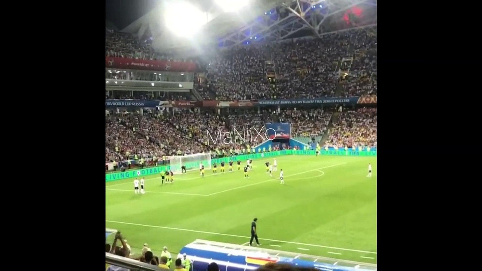 Germany v Sweden | Kroos Goal (LIVE REACTION) Deutschland v Schweden | Tyskland v Sverige Kroos Tor