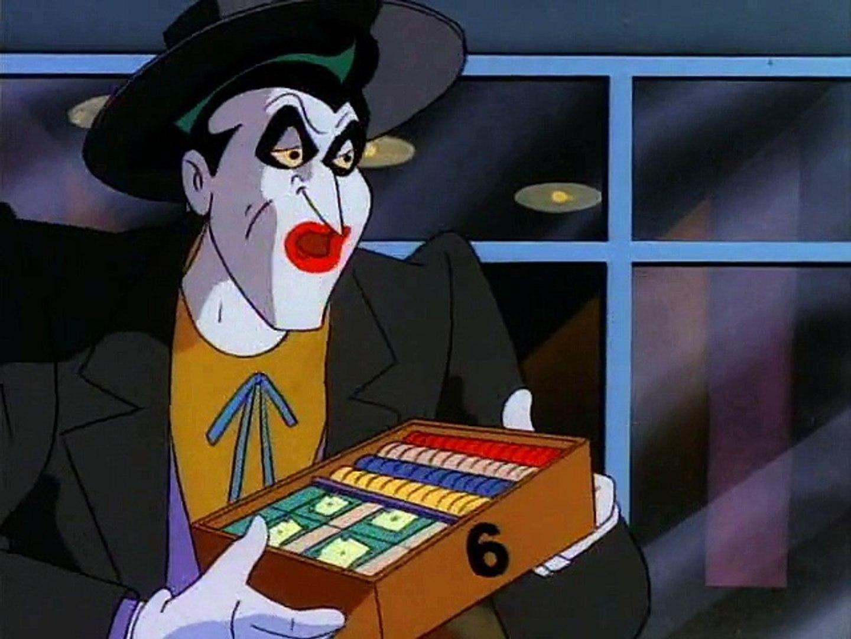 Batman The Animated Series Episode 41 Joker S Wild