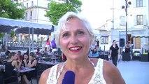 Catherine, passionnée de tango depuis douze ans