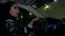 Las mujeres saudíes ya conducen