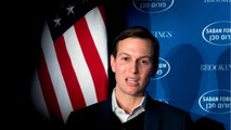 Trump Adviser Kushner Says He's 'Ready to Work' With Abbas