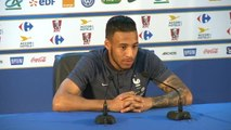 """Coupe du monde 2018: Bleus - Tolisso: """"Je suis content pour l'Allemagne"""""""