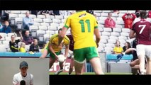 AMERICAN REACTS TO GAELIC FOOTBALL FOR THE FIRST TIME (loves it...)