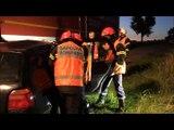 Accident : un exercice de simulation avec les sapeurs-pompiers de Faulquemont
