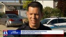 Utah Landlord Arrested for Allegedly Stabbing Sleeping Tenant