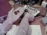Pub pour les bonbons Treets à la télé en  1966