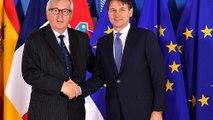 Italia dice que los inmigrantes que llegan a Italia, llegan a Europa