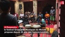 Festival Gnaoua et Musiques du monde d'Essaouira: fusion Hamid El Kasri et Snarky Puppy