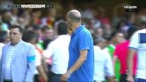 Alejandro Chavero Red Card Spain  2a B Promoción  Tercera Fase B - 24.06.2018 FC Cartagena 0-0 Extremadura UD