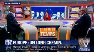 Brunet Neumann l Europe est elle a la croisee des chemins