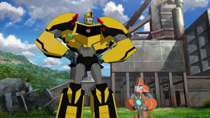 Transformers: Robots in Disguise: Combiner Force: Episode 18: Breathing Room (HD)