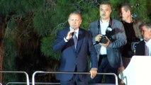 Cumhurbaşkanı Erdoğan: ' Şu anda bütün neticeler hamdolsun yurt içi ve yurt dışı gayet olumlu'