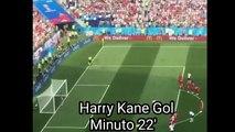 Todos los Goles y Resumen Inglaterra vs Panamá mundial 2018