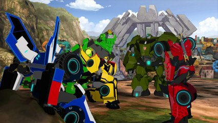 Transformers: Robots in Disguise: Combiner Force: Episode 23: Sick as a Bot (HD)