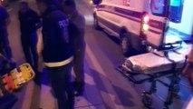 Başkentte trafik kazası - ANKARA