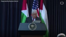 Kushner Says He's 'Ready To Work' With Abbas
