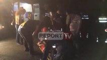 Aksident i rëndë në Shkodër, përplasen dy automjete, 7 të plagosur, shoferi nxirret pas 90 minutash