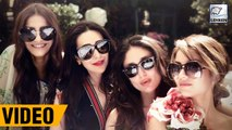 Karisma Kapoor's Pre-birthday Bash With Kareena Kapoor & Sonam Kapoor