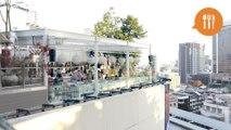 Rooftop Bar Brings the BEACH to Bangkok