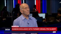 Olmert questions IDF live fire policy against 'fire kites'