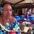 La 26 ème exposition des CJA de Tahiti, Moorea, des Australes et des Marquises se tient jusqu'à jeudi à l'assemblée de Polynésie française...