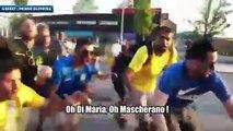 Messi ciao, lhymne chambreur des supporters brésiliens