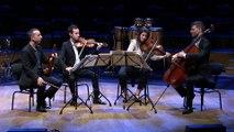 """Thelonious Monk : """"Round Midnight"""" - Erroll Garner : """"Misty"""" par Quatuor Ebène - Fête de la Musique sur France Musique"""